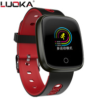 Waterproof IP67 Bluetooth Smart Watch DK03  Fitness Tracker Blood Pressure Band Heart Rate Wristband Watch For Android IOS phone