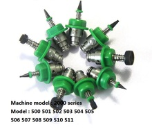 SMT Machine Nozzle 500 501 502 503 504 505 506 507 508 510 511 For JUKI KE2000 2010 2020 2030 2040 2050 2060 or pick and place цена