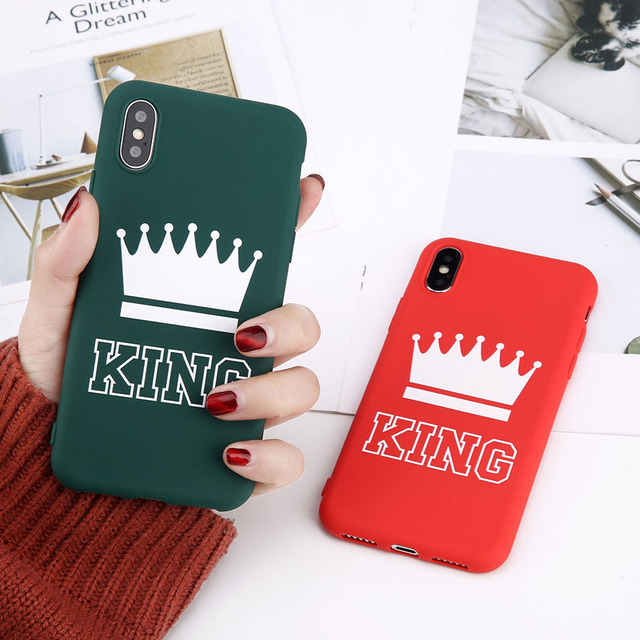 Moskado King Queen Crown Case