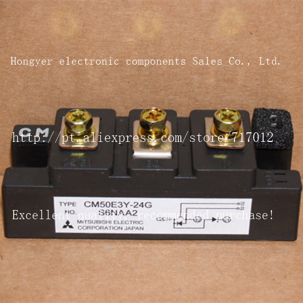 ФОТО Free Shipping CM50E3Y-24G No New(Old components,Good quality) IGBT Power module:50A-1200V,Can directly buy or contact the seller