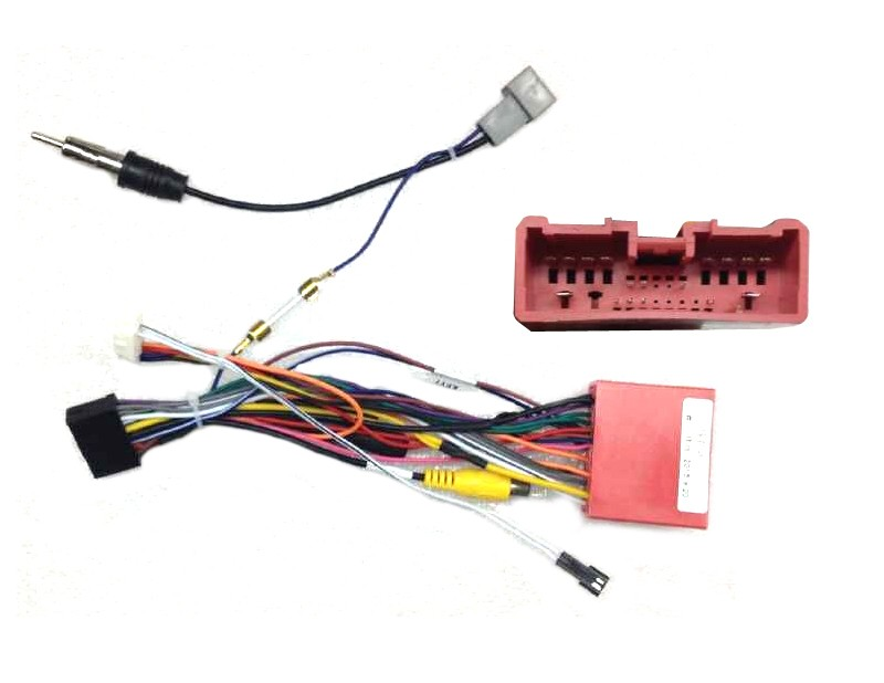 imágenes para Mazo de cables Para Mazda Joying sólo para Joying dispositivo android