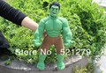 Free shipping 1pcs 40cm Free Shipping 40cm The Avengers Alliance Hulk toys,Captain America Thor Movie anime cartoon plush toys