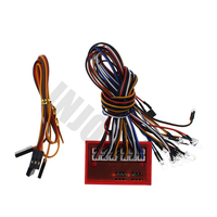 Smart 12 LED Flashing Lights Control System Group For RC Model Car Tamiya HSP Kyosho HPI