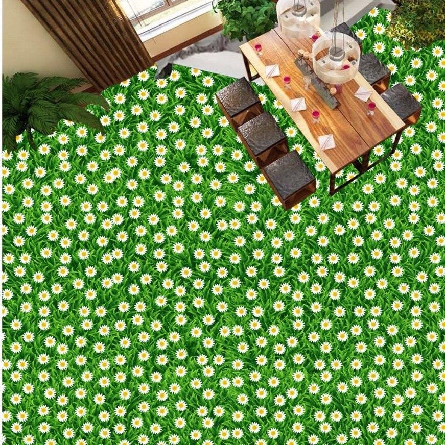 Spedizione Gratuita verde erba prato fiori 3D stereo floor sticker decorazione cortile parco pittura antisdrucciolevoli dei calzini del pavimentoSpedizione Gratuita verde erba prato fiori 3D stereo floor sticker decorazione cortile parco pittura antisdrucciolevoli dei calzini del pavimento