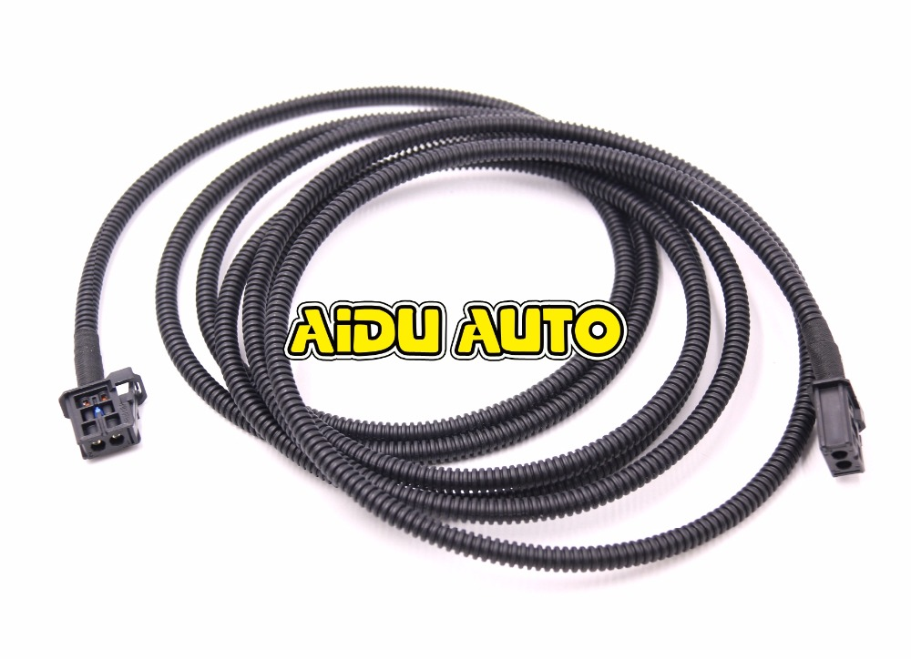 MOST Optical fiber Install wire For Golf 7 Passat B8 Dynaudio System