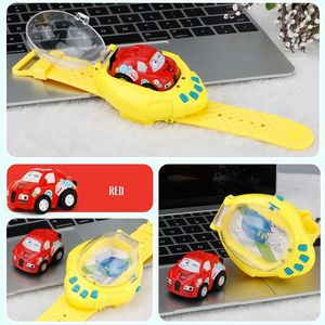 Новые игрушки для автомобиля с дистанционным управлением, Детские игрушечные часы с дистанционным управлением