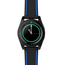 Original NO.1 G6 Smart Watch Bluetooth 4.0 Heart Rate Monitor Smartwatch MTK 2502 32MB 1.2Inch Screen SprotWatch For IOS Android