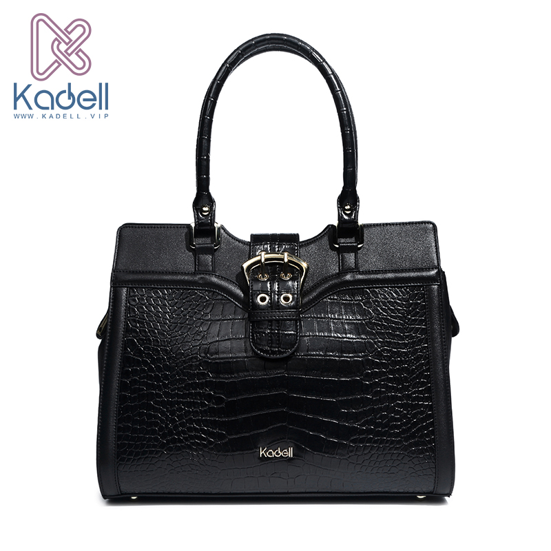 Kadell 2018 Fashion Bag Women PU Leather Designer Handbags High Quality Casual Tote Bags Women Messenger Bags Shoulder Bag genuine leather patckwork bags women casual messenger bag women s lady colorful zipper shoulder designer handbags high quality