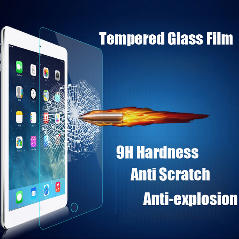 2.5D Screen Protector Tempered Glass For Samsung Galaxy Tab A T550 T380 T355 T280 4 T330 T230 3 Lite T110 Tab S T700 Tablet Film
