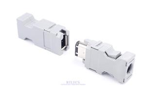 Image 3 - 5 uds hombre mujer IEEE 1394 6 pin enchufe SM 6E SM 6P Servo conector Cruz 55100 0670 54280 0609 de alambre de soldadura