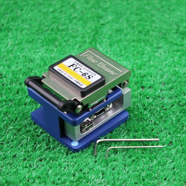 Optical Fiber Cleaver FC-6S Clivador de fibra Optica
