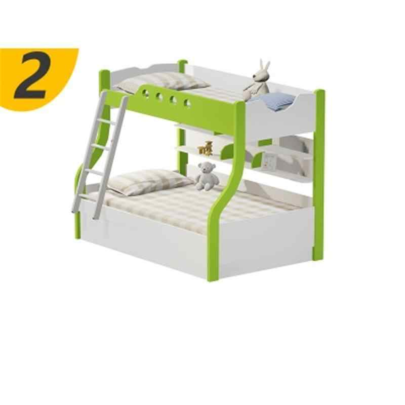 Letto A Castello Twins.Ranza Yatak Odasi Mobilya Kids Letto A Castello Frame Mueble De Dormitorio Bedroom Furniture Cama Moderna Double Bunk Bed