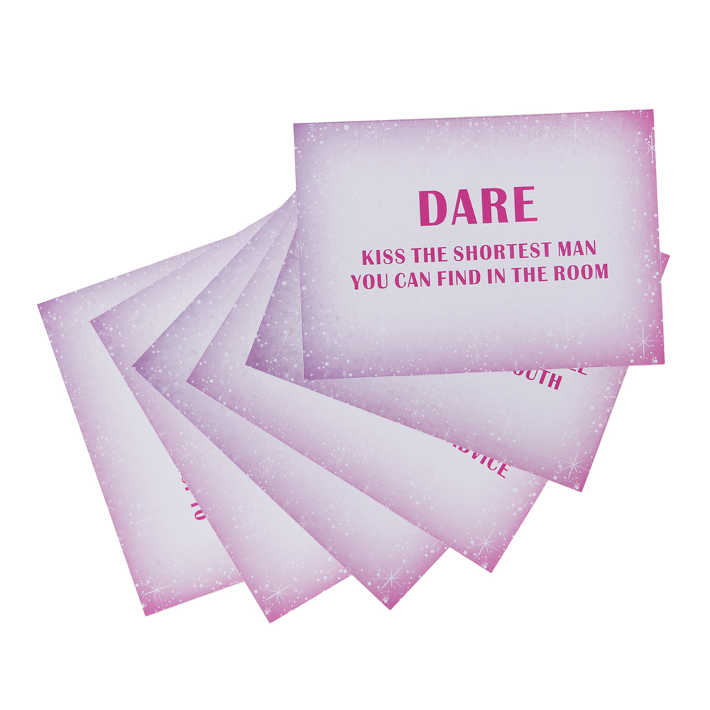 New Hot Whole Dare Cards Hen Do Party Favours Hens S Night Out Accessory Pack Of 24 Wedding Supplies Funny In Diy Decorations From