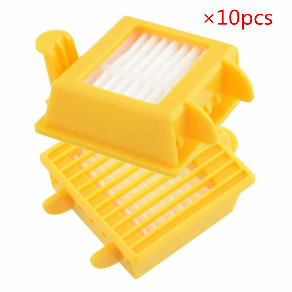 10pcs New Vacuum cleaner parts Hepa Filter Replacement Tool Kit Fit for iRobot Roomba 760 770 780 790 Robotic VCX28 T15 0.5 chainsaw piston assy with rings needle bearing fit partner 350 craftsman poulan sm4018 220 260 pp220 husqvarna replacement parts