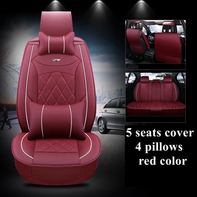Front Pair PEUGEOT BOXER Luxury Faux SHEEPSKIN FUR Car Seat Covers
