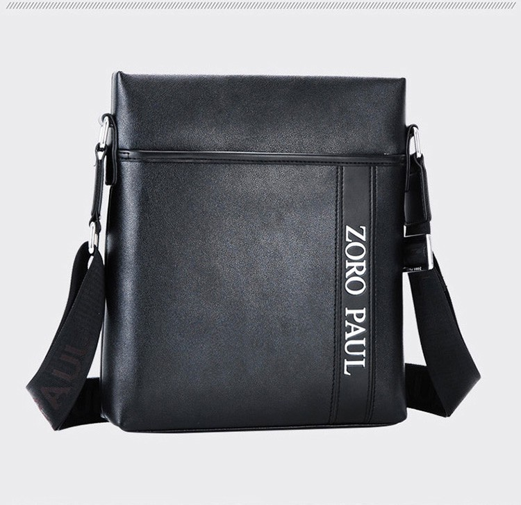 2Men Leather Shoulder Bag And Purse Male Casual Business Satchel Messenger Bag Vintage Men\\'S Crossbody