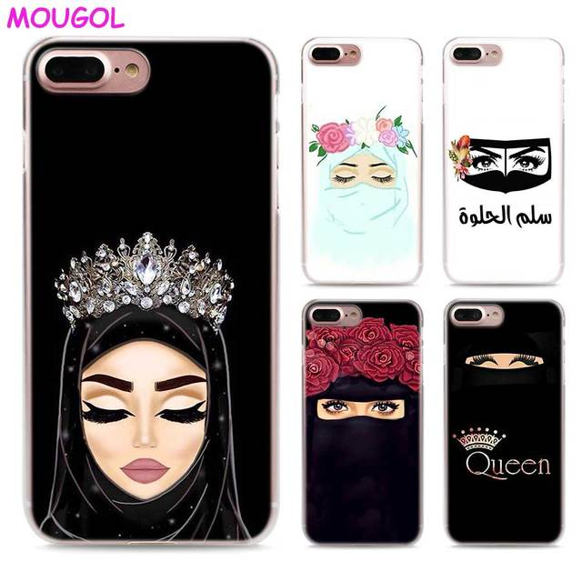 coque iphone 7 hijab