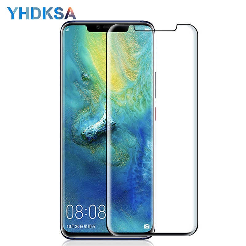 10D Full Cover Tempered Glass on the For Huawei Mate 20 20X 10 Pro Lite Mate 9 Lite P Smart 2019 Screen Protector Film Glass