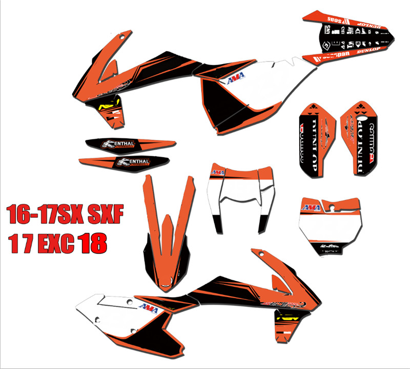 Worldwide delivery ktm 350 sxf graphics in NaBaRa Online