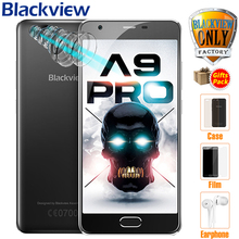 "Blackview A9 PRO handy MT6737 Quad Core Dual Hinten Kameras Android 7.0 Smartphone 5,0 ""HD 2 GB RAM 16 GB ROM 4G SmartPhone"