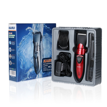 Waterproof electric hair clipper razor Rechargeable child baby men shaver Adjustable hair trimmer cutting machine haircut