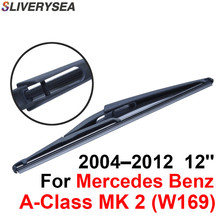 SLIVERYSEA Rear Wiper Blade No Arm For Mercedes A-Class MK 2 (W169) 2004-2012 12 3/5 Windscreen Windshield Car Accessories