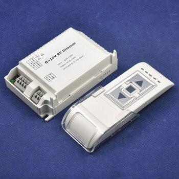 무료 배송 높은 품질 인기있는 무선 원격 제어 0-10 v 조 광 기 무선 원격 제어, 90-240vac, 50-60 hz