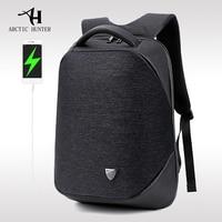 2018 School backpack laptop backpacks men Waterproof mochila Casual Designer Backpacks for Business Male Bag Travel backpack