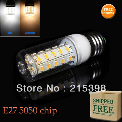 5pcs hot sale Supernova Sales E27  LED 10w 36pcs 5630chip  10w  YMD-5630 5PCS