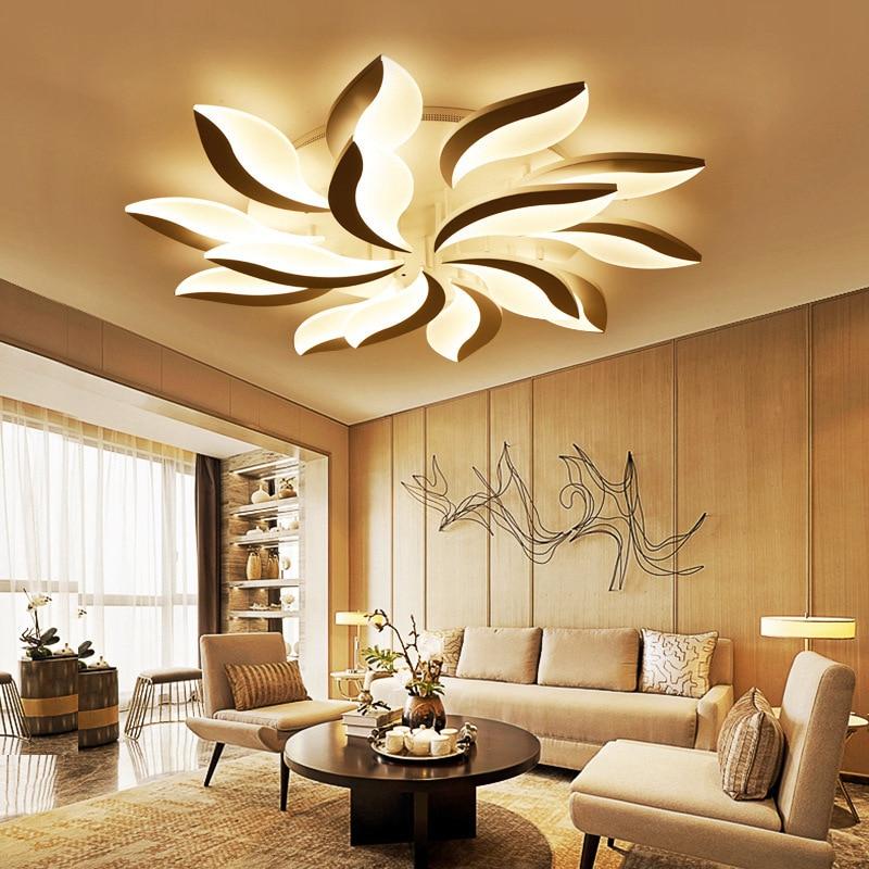 Led Ceiling Light Acrylic Modern led Mounted Ceiling Lights for ...