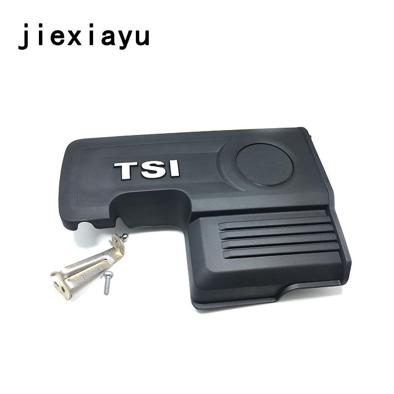 Tampa do motor Capô com Kit Para 1.4 T EA211 Jetta Touran L Tiguan Golf 7 MK7 04E103925H 04E 103 925 H 04E103932D