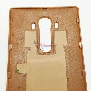 Image 5 - חדש סוללה חזרה שיכון כיסוי מקרה דלת אחורי כיסוי & NFC עבור LG G4 H815 H810 H811 LS991 US991 VS986 החלפת חלקים