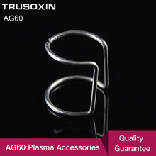 NEW 8pcs  AG60 Guide Ring/AG60 Plasma Cutters Accessories and Link of Cutter Torch/Welding Tools