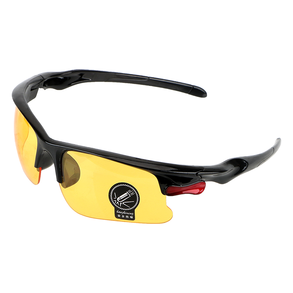 LEEPEE Protective Gears Sunglasses Driving Glasses Night Vision Drivers Goggles Night-Vision Glasses Anti-Glare