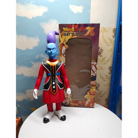 16 Inches Dragon Ball Z Battle of Angel Whis Can make a sound version PVC Action Figure Collectible Model Toy Box 40cm