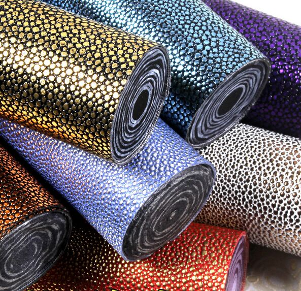 glitter flash grano europeo wallpaper rollo de desechos de cuero de lujo de papel de pared
