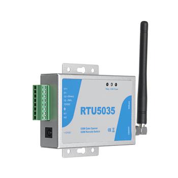 Sterownik GSM do otwierania bramy przełącznik przekaźnika RTU5035 operatora przesuwne zdalne dostęp do telefonu drżenie drzwi kontroli funkcja otwierania bezprzewodowy otwieracz do butelek tanie i dobre opinie Universal Fail Safe Brak