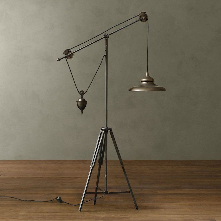 Light Lamps: 10% Off Thanksgiving / American Country / Retro Modern