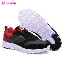 hot sale running shoes for men sneakers sport shoes cheap Light Breathable Slip-On Mesh Mixed colors Outdoor waterproof shoes