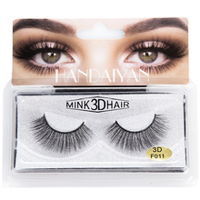 Lashes Magnetic Eyelashes Mink Extension 3d Hair Natural Individual Makeup Tools