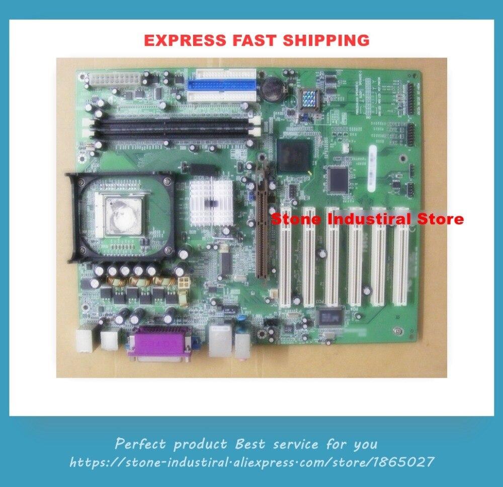 Original 886LCD/ATX(GV) F845G Industrial Motherboard Machine Board Industrial Control BoardOriginal 886LCD/ATX(GV) F845G Industrial Motherboard Machine Board Industrial Control Board
