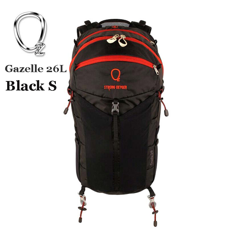 Strong Oxygen Gazelle 26L Backpack Outdoor Light Breathable Mountaineering Bag Double-shoulder Sport Bag oxygen rhma 02