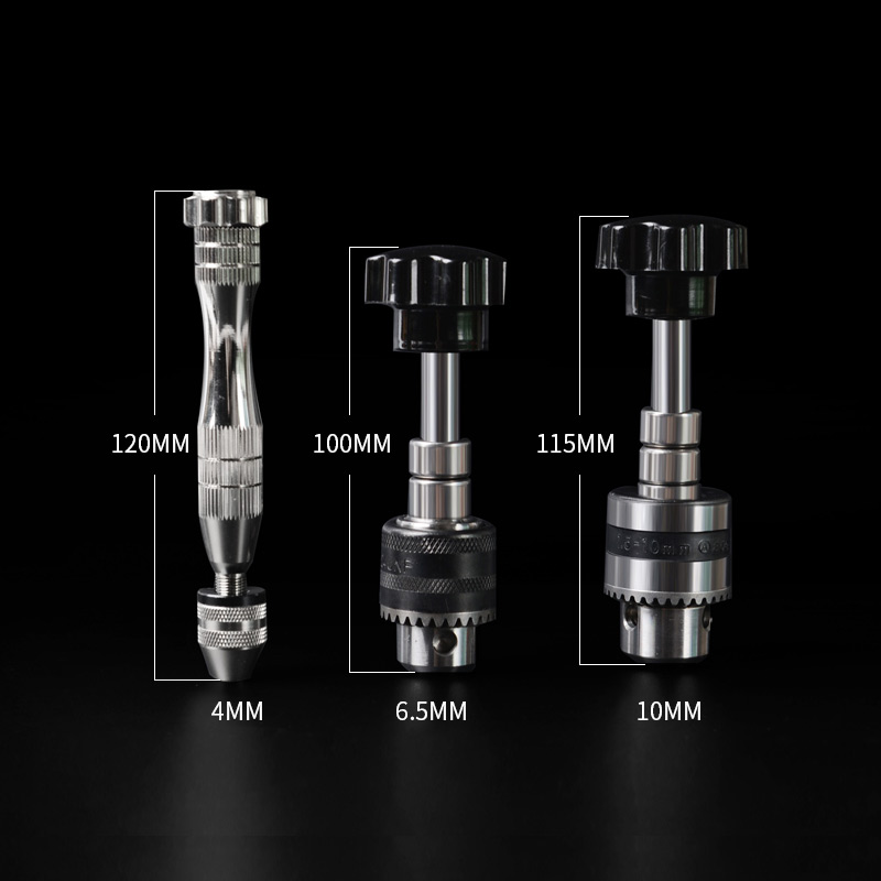 0 5 6 5mm Multiple Choices Hand Punch Drill Hand Twist Drill Woodworking DIY Tools Drill Hole Walnut Wood mini Punching Drill in Hand Tool Sets from Tools