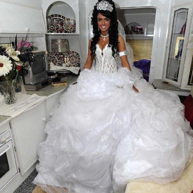Vestidos de novias gitanas 2016