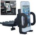 GPS Планшетный Мобильный Телефон Автомобиль CD Слот Гора Колыбель Держатели Стойки Для Huawei Honor V9, Honor 8 Lite, P8 Lite (2017), P10 Плюс