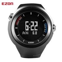 Ezon smart bluetooth GPS часы тренажерный зал Бег бег Фитнес счетчик калорий Спорт на открытом воздухе цифровые часы для IOS Android