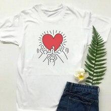 Christian T-Shirt  Love Heart