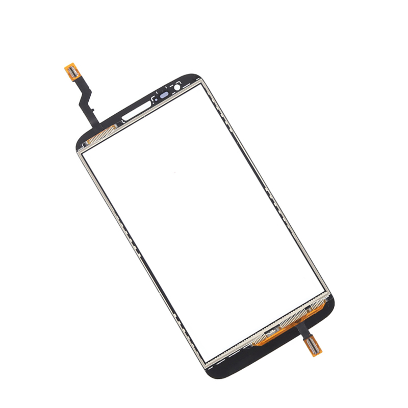 White For LG Optimus G2 D802 D805 Digitizer Touch Screen Panel Sensor Glass Replacement