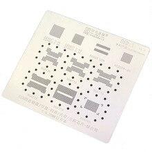 Reballing-Stencils Nand Flash BGA96 Macbook for SSD U-Disk BGA316/BGA100 Tin DDR