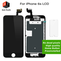 E Trust 10Pcs Lot For IPhone 6S 4 7inch LCD Display Touch Screen Digitizer Assembly Home